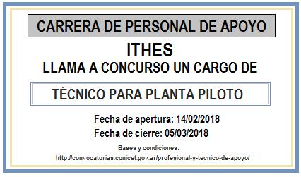 Aviso Técnico Planta Piloto